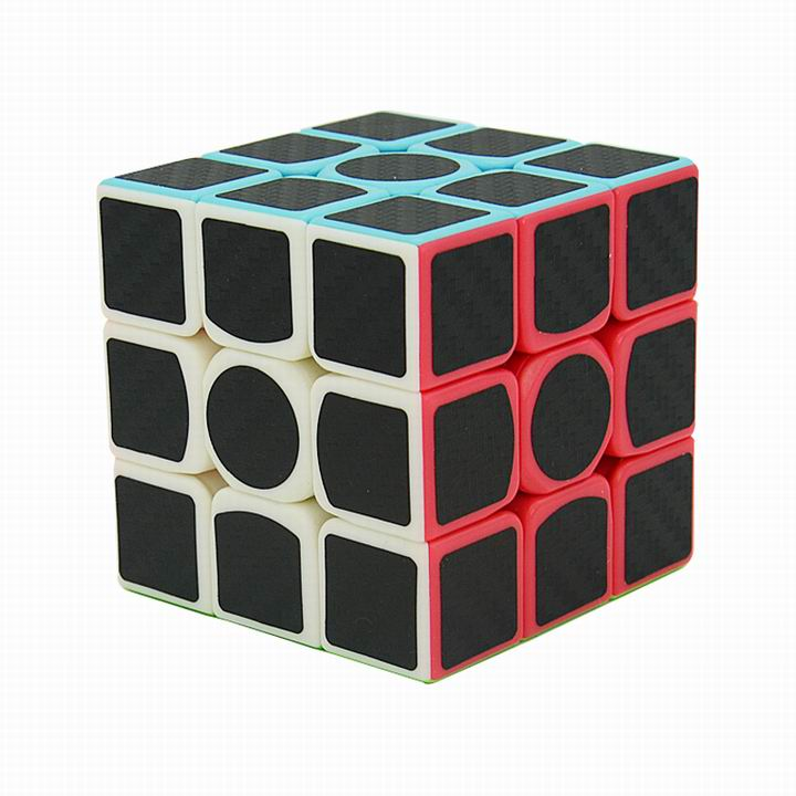 3x3x3 Cube Style Huansu 56mm with black carbon