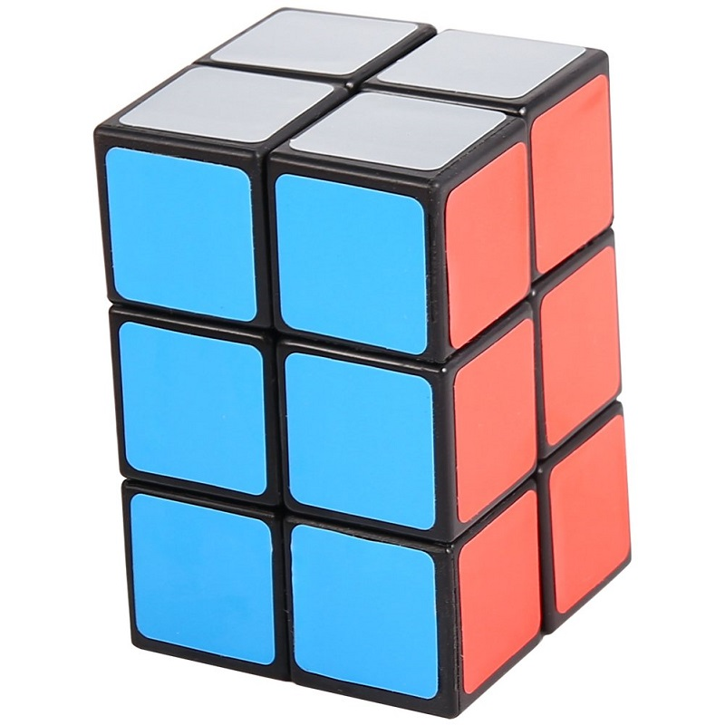 Кубоид 2х3х3 Quick finger cube black