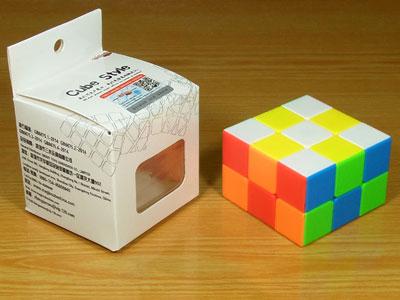 Кубоид Cube Style 3x3x2 stickerless V1