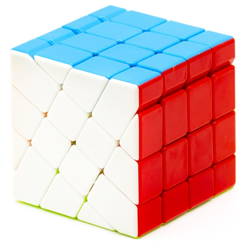 Cube Style 4x4 windmill cube