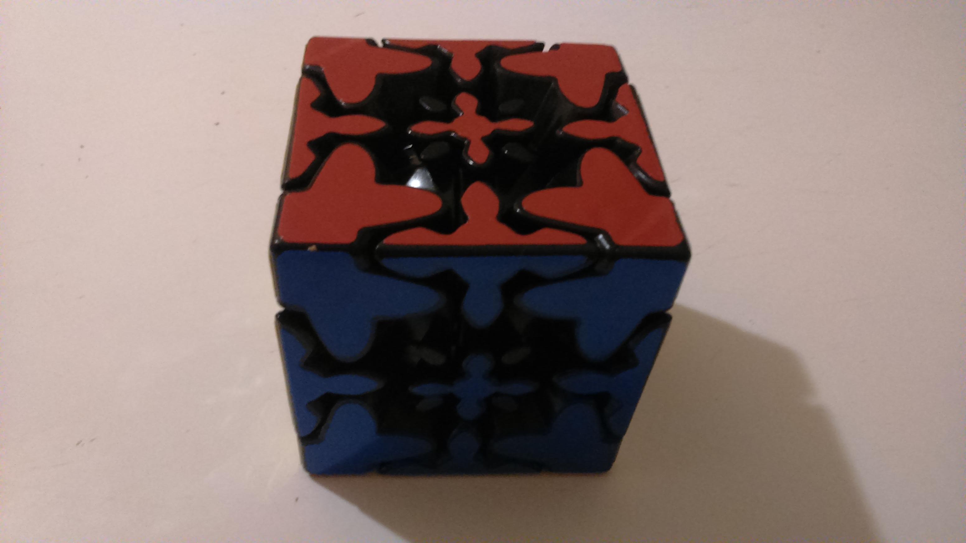 FangCun Gear Mixup Cube