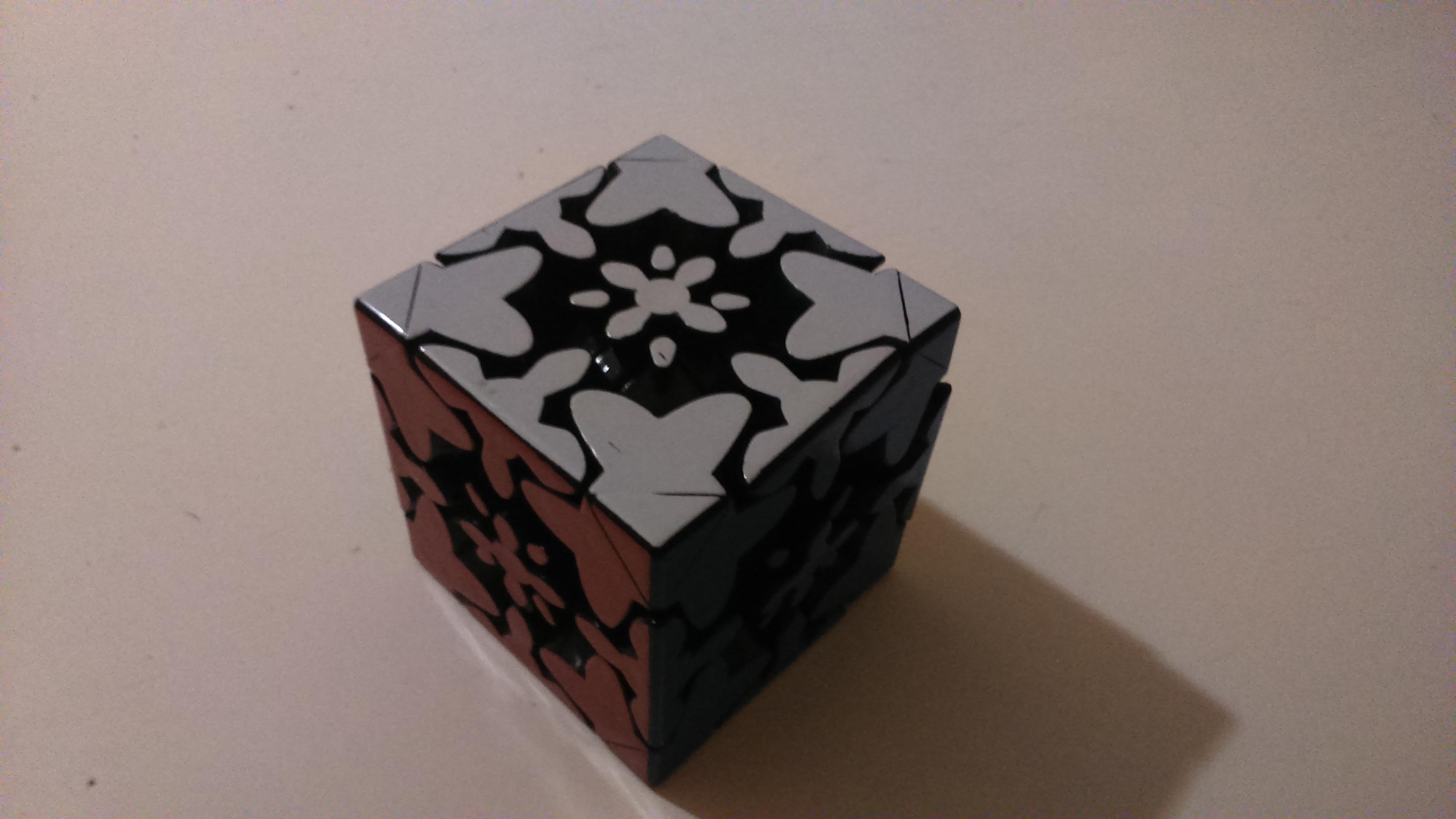 FangCun Gear Mixup Cube Plus