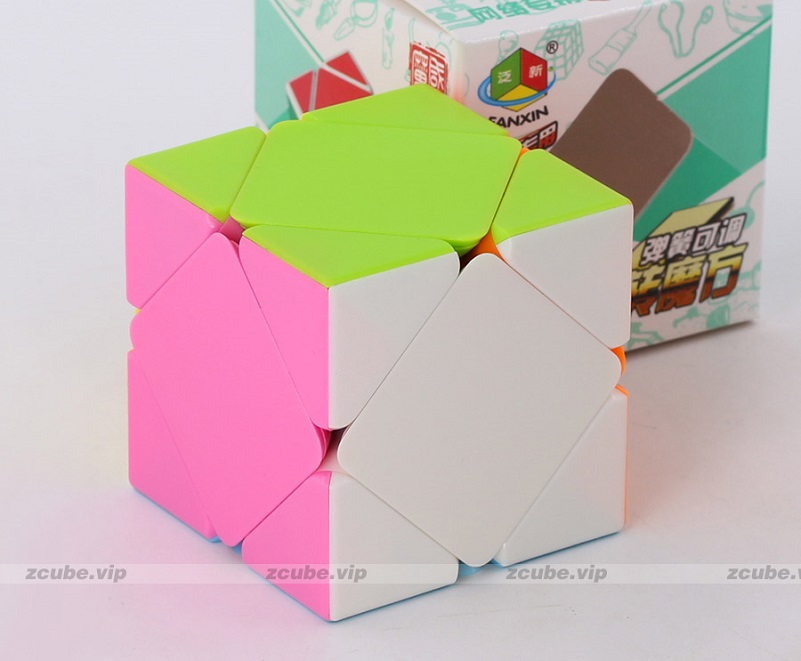 Скьюб Fanxin Candy Color