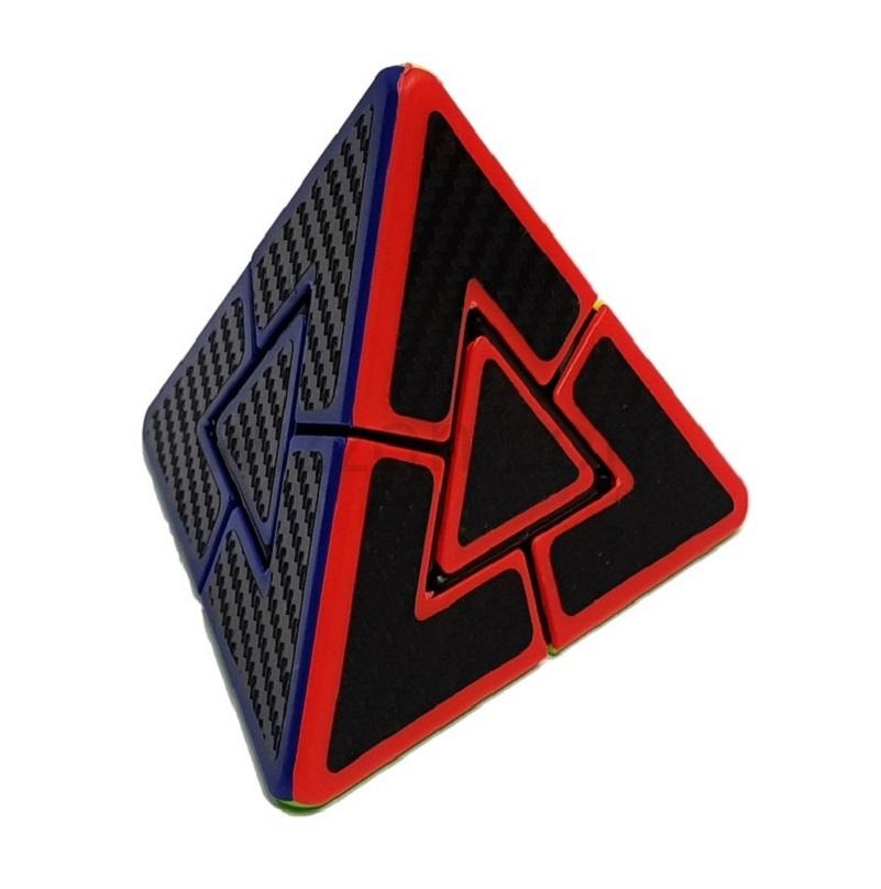 Lefun Pyraminx Duo carbon