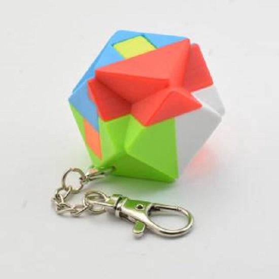 LeFun Hexahedron брелок