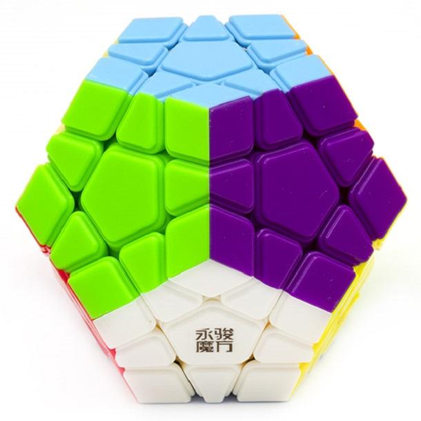 Мегаминкс MOYU YUHU R color
