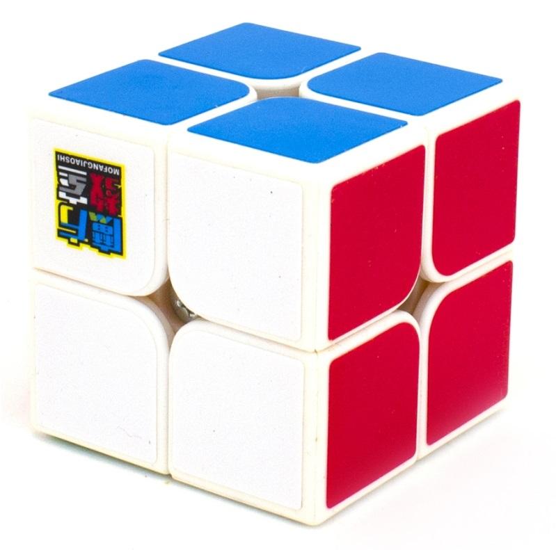 MoYu MoFangJiaoShi MF2 2x2x2 белый