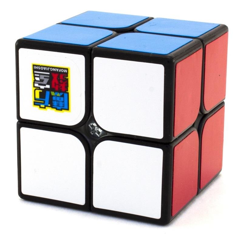 MoYu 2x2x2 JiaoShi MF2C Cubing Classroom черный
