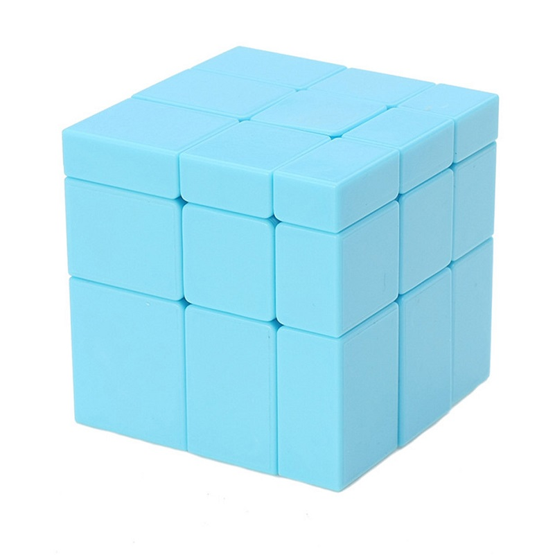 ShengShou Mirror Blocks 3x3 голубой