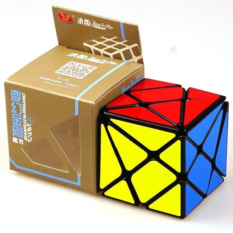 YJ Axis Cube BIANHUANJINGANG