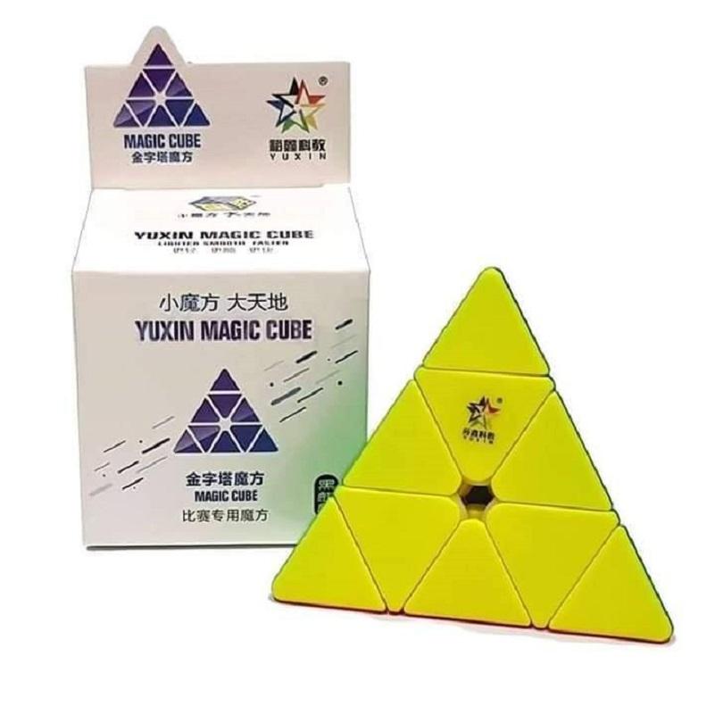 YuXin Black Kylin Pyraminx