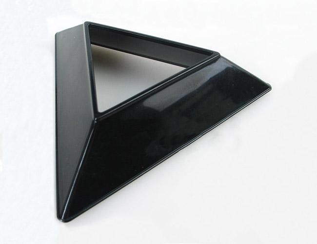 Подставка для кубика черная