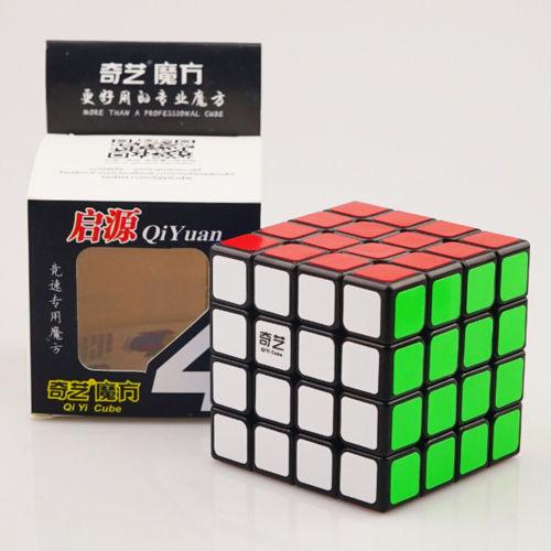 4x4x4 MoFangGe QiYuan black
