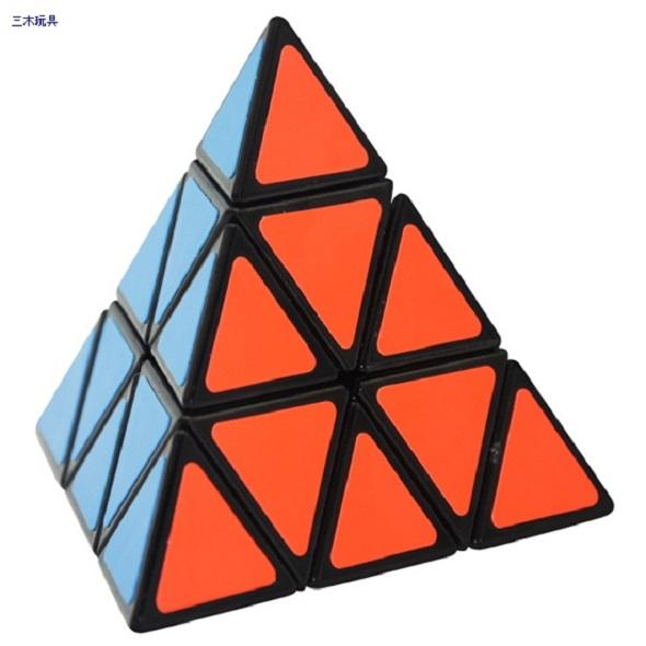 Пирамидка Cube Style Triumph Black