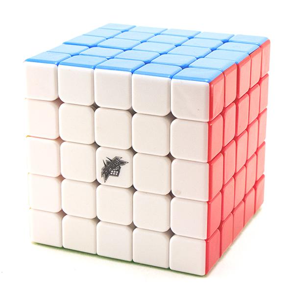 Скоростной кубик 5x5x5 Cyclone Boys G5 цветной пластик