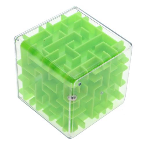 Лабиринт зеленый