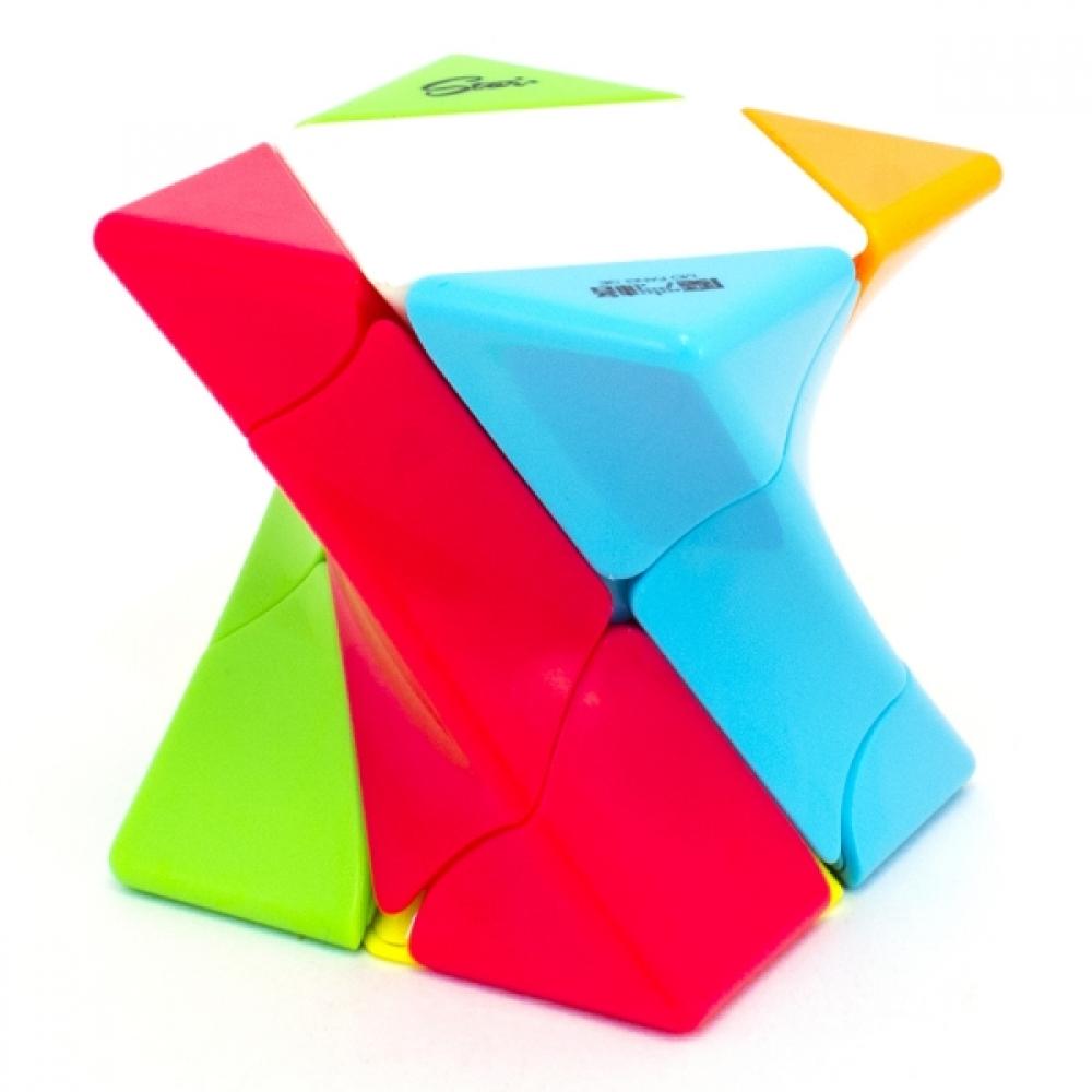Twisty Skewb Qiyi MoFangGe color
