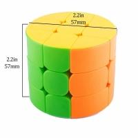 Cube Style Cylinder 3х3х3 Цилиндр candy