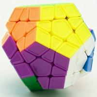 МегаминксCube Style Sculpture Stickerless