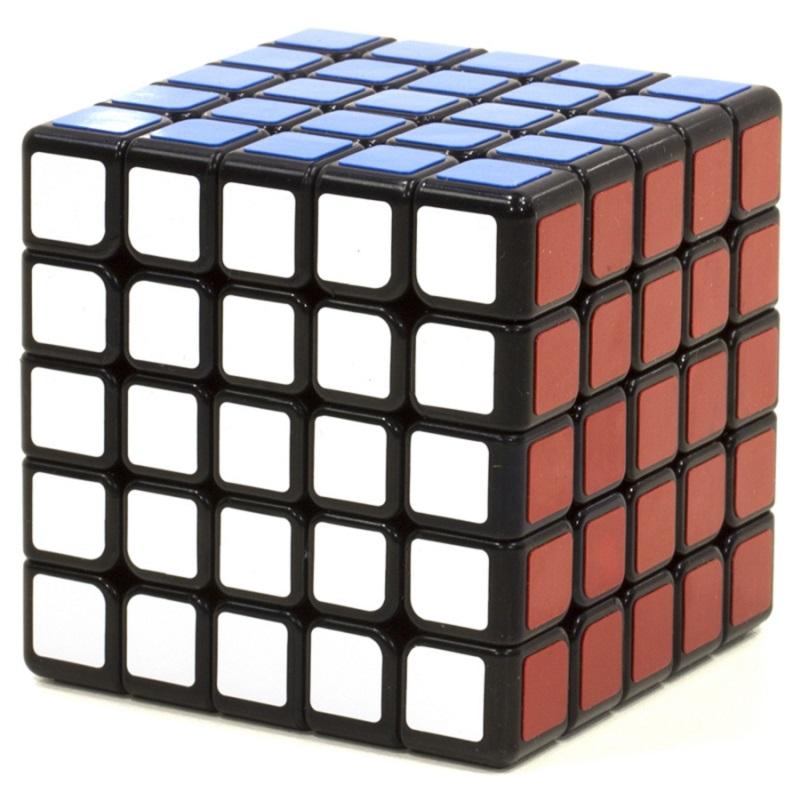5x5x5 MoYu Guanchuang black