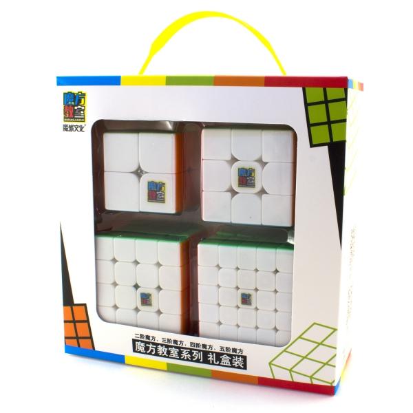 Набор MoYu MoFangJiaoShi (Cubing Classroom)