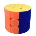 Cube Style Cylinder 3х3х3 Цилиндр
