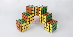 Cubetwist Шестерной сиамский куб