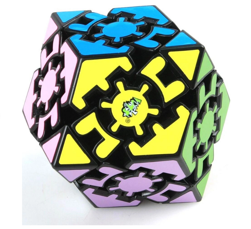 Шестереночный LanLan Gear Rhombic Dodecahedron