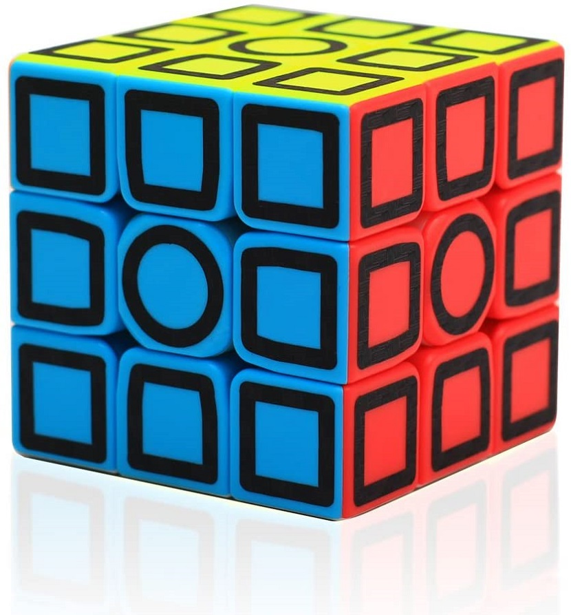 Cube Style 3x3x3 56mm dimension