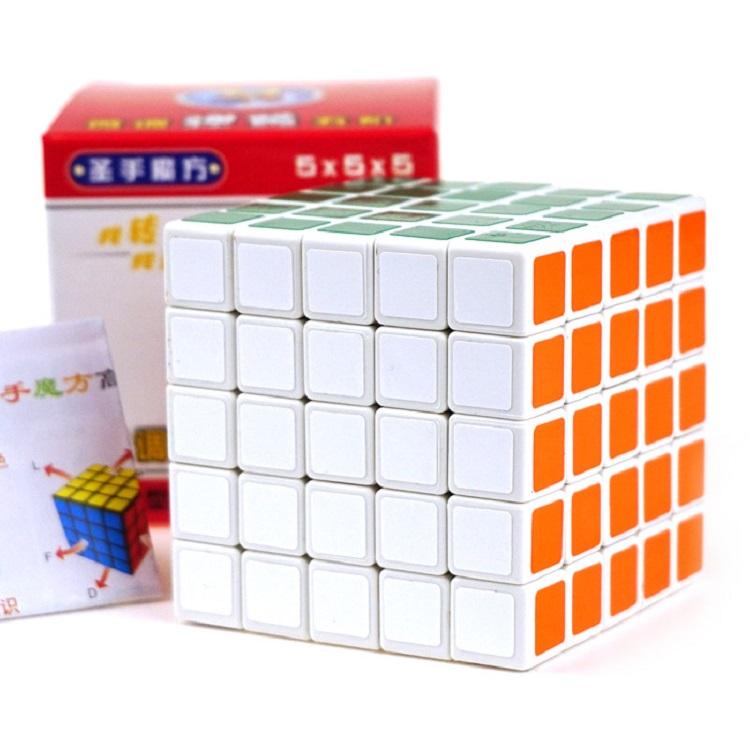 кубик 5х5х5 ShengShou белый