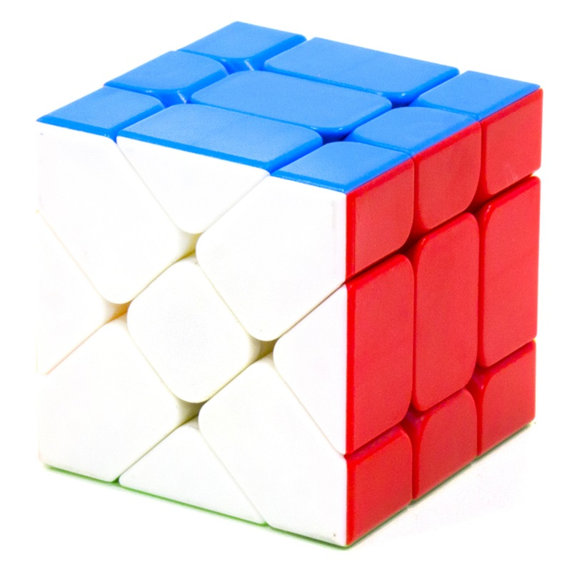 Cube Style fisher stickerless bright