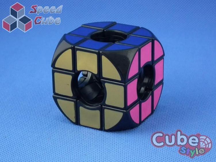 Cube Style 3x3x3 Void cube black