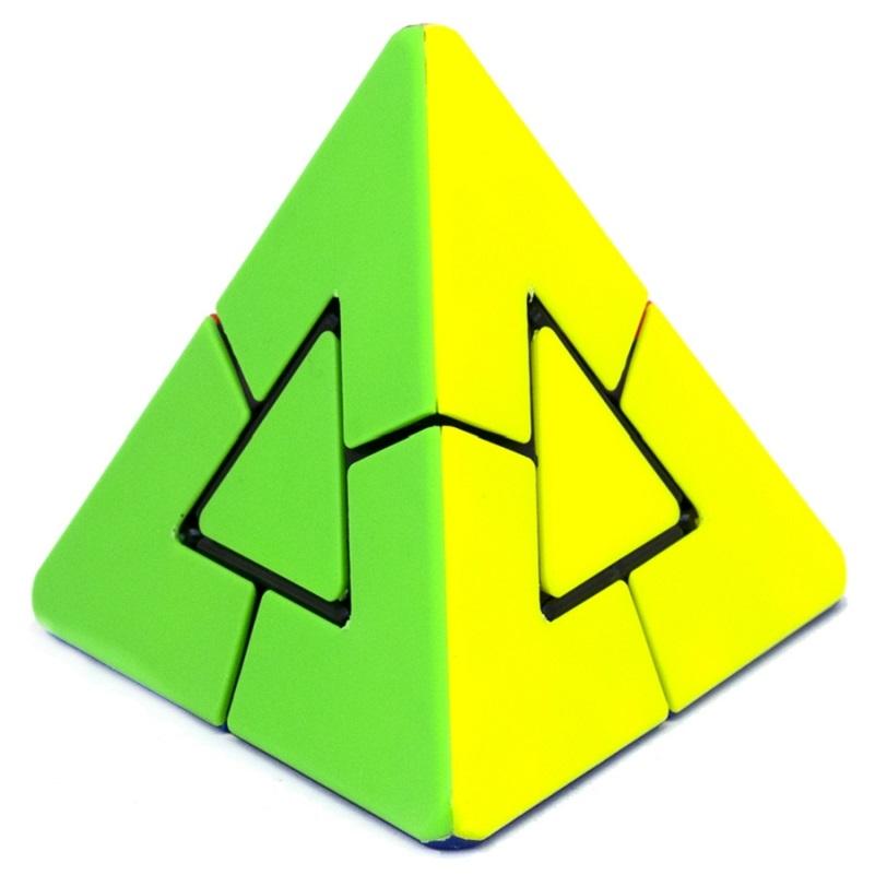Lefun Pyraminx Duo color