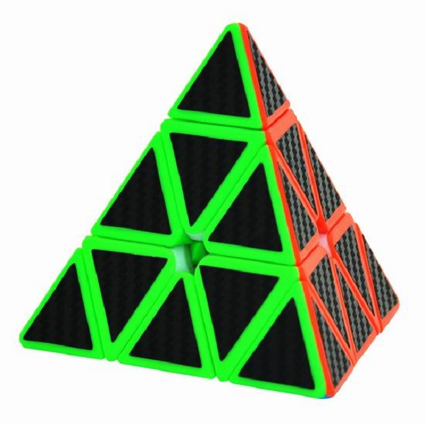 Пирамидка Lefun Pyraminx carbon