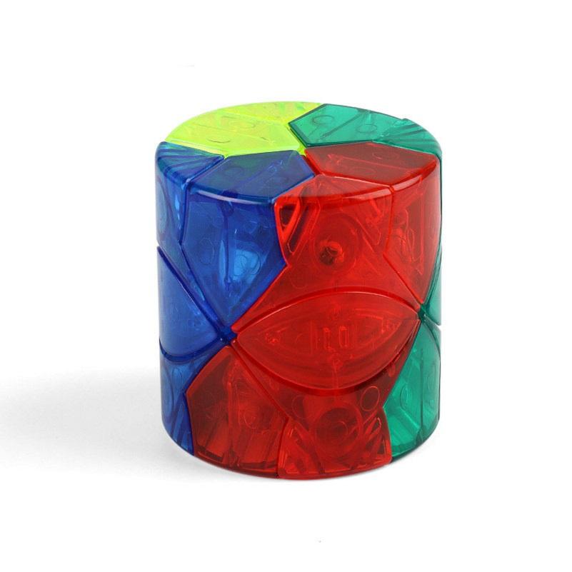 MoYu MoFangJiaoShi Barrel Redi Cube Transparent