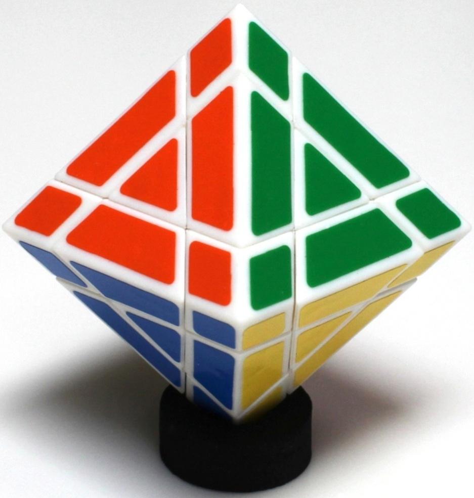 Октаэдр Трайбера Робогидрон (Rhombohedron) 3x3
