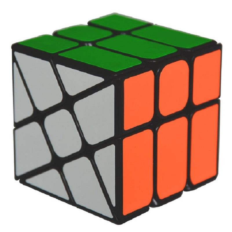 YJ MoYu Windmill Cube New