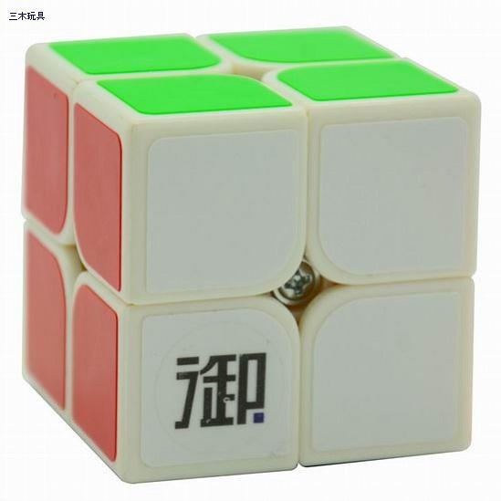 KungFu Yuehun 5cm 2x2x2 Cube белый