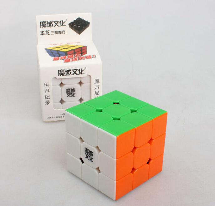 3x3x3 MOYU Hualong 57mm цветной пластик