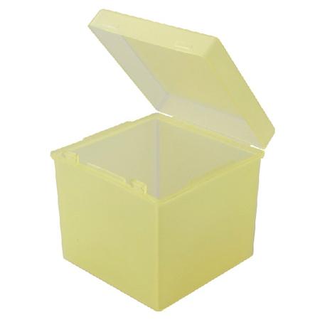 Бокс для кубика 3х3 светло-желтый