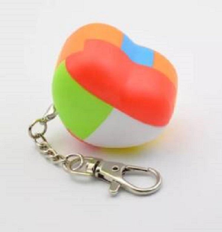 lefun heart keychain брелок
