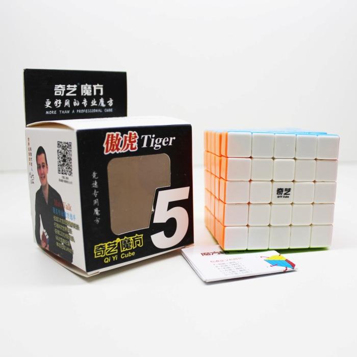 кубик MO FANG GE QiYi 5х5х5 Tiger