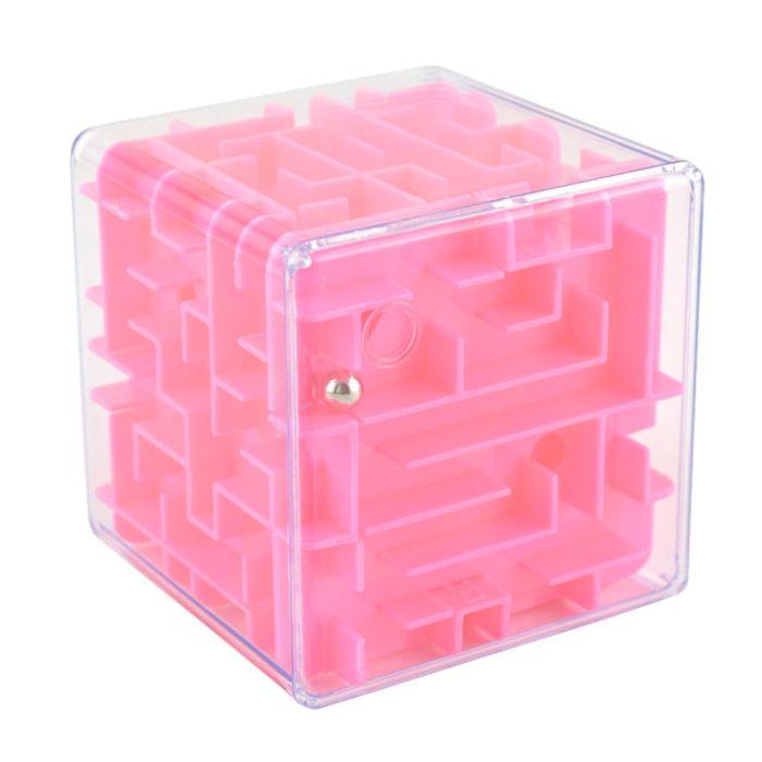 Лабиринт розовый