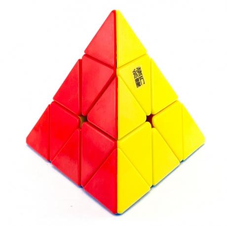 Пирамидка MoYu YULONG PYRAMINX color