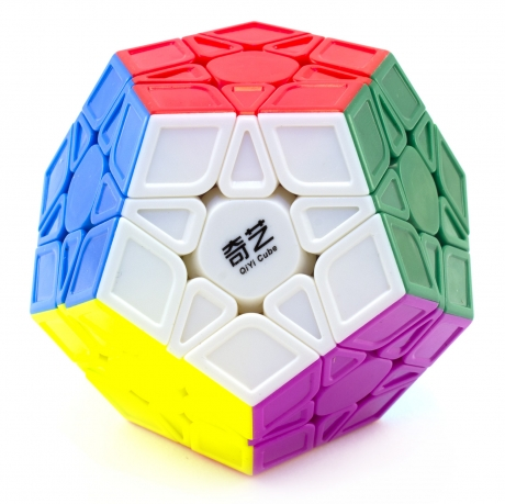 MOFANGGE QIHENG (S) MEGAMINX цветной пластик