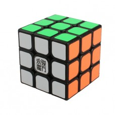 Скоростной кубик 3х3 MOYU YONGJUN YULONG black