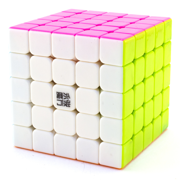 Скоростной кубик MoYu 5x5x5 YuChuang color