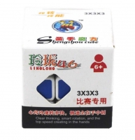 3х3х3 ShengShou 4.6cm LingLong белый