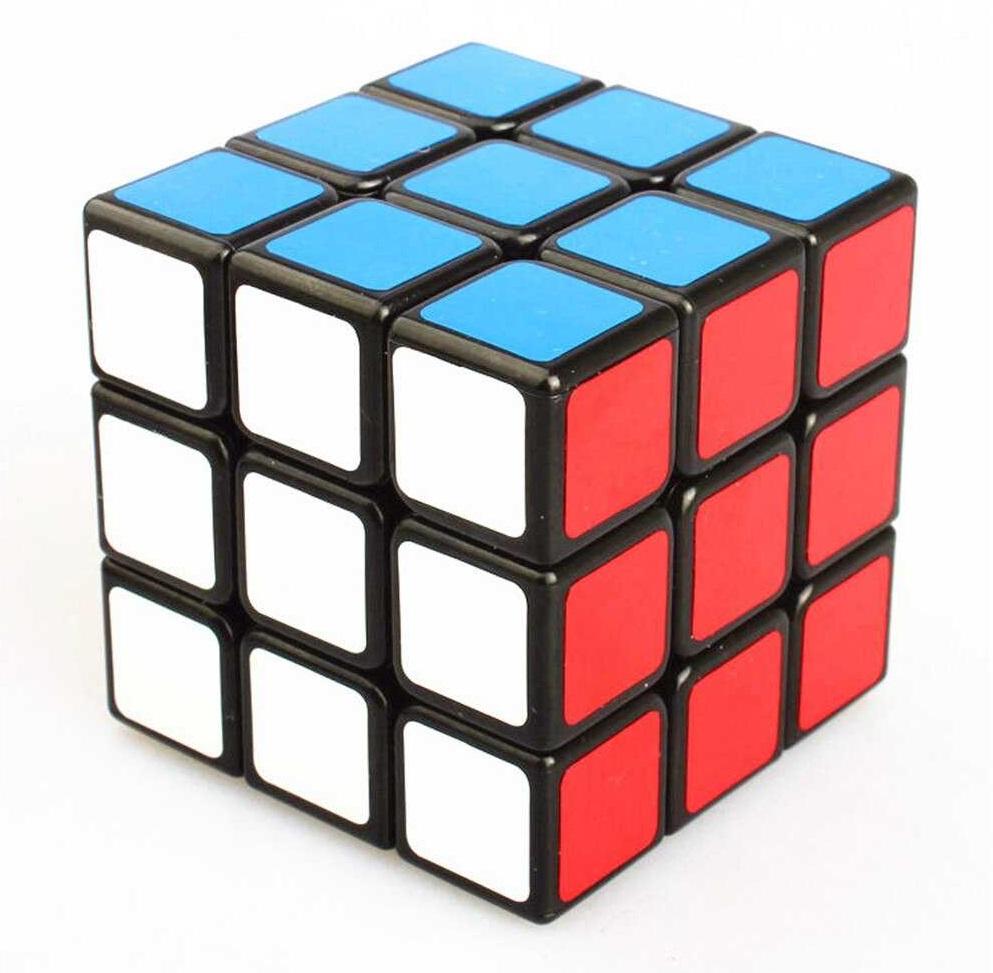 3x3x3 ShengShou 4.6cm LingLong черный