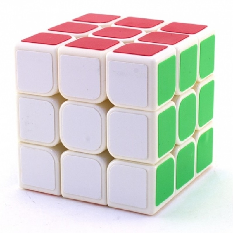MoYu guanlong 3x3x3 белый